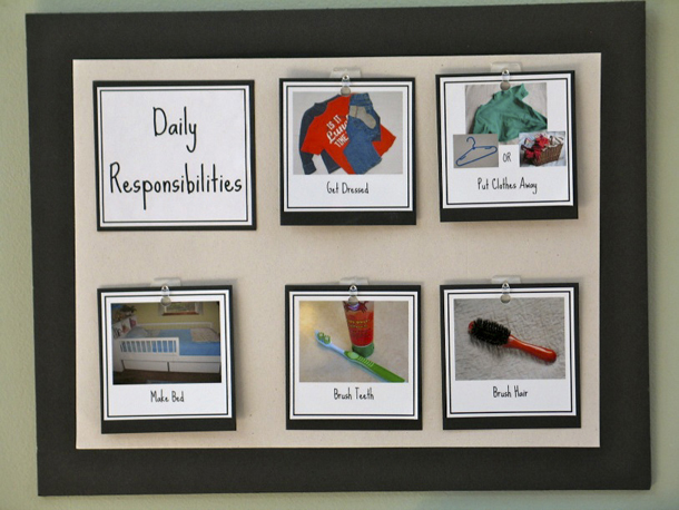 Using Visual Schedules with Children \u2013 Playful Learning