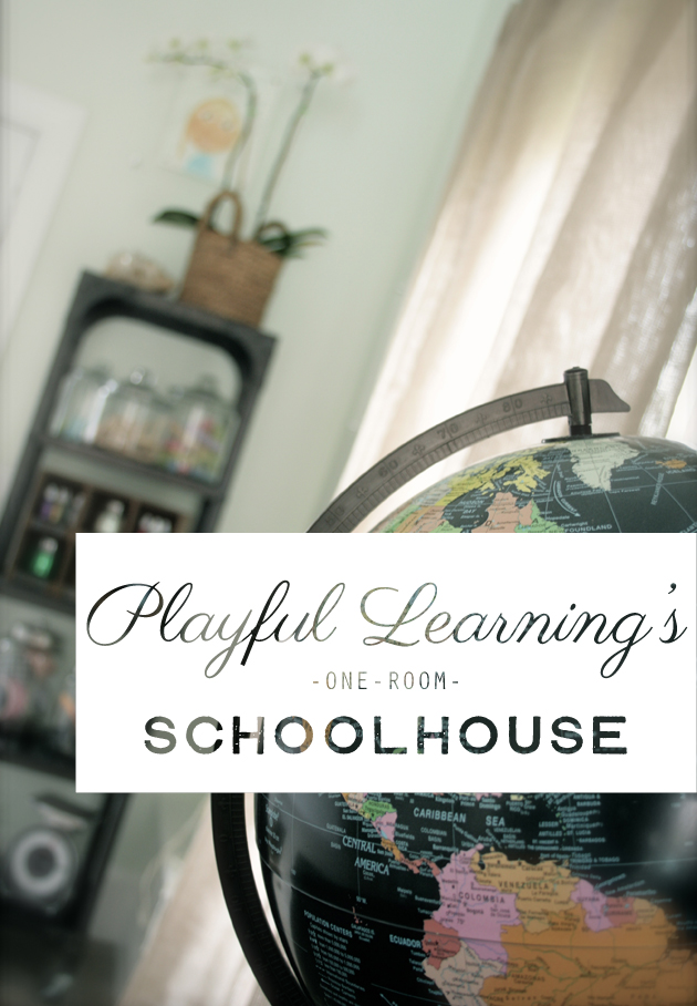 Playful Learning's One-Room Schoolhouse...