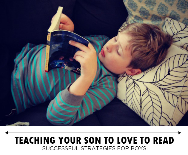 Successful Reading Strategies for Boys