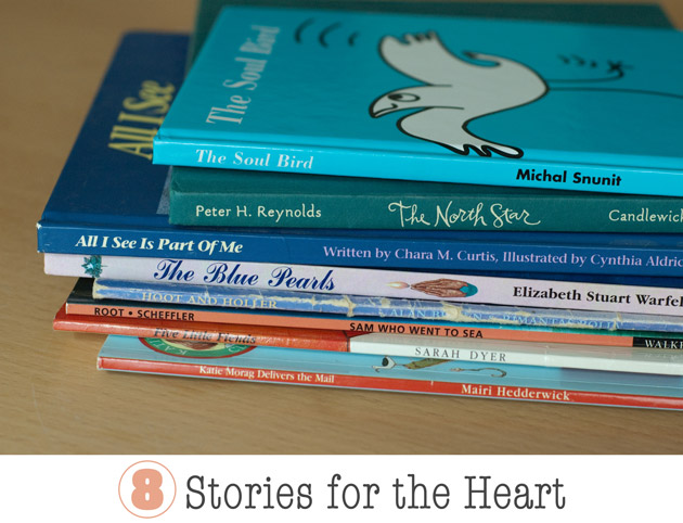 8 Stories for the Heart