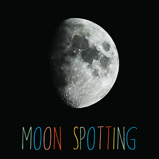 Moon Spotting With Kids
