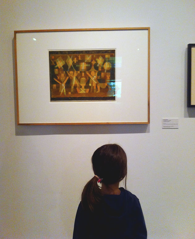 6 Games to Play With Your Child at the Museum