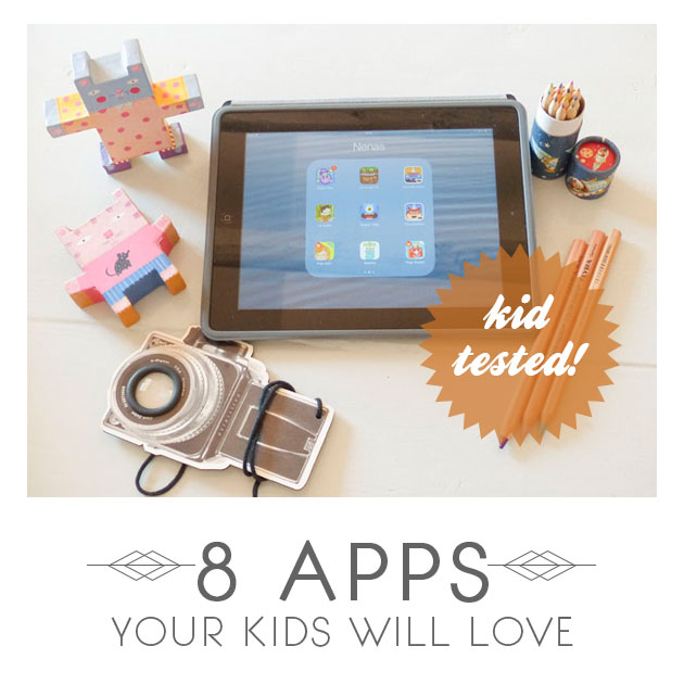 8 Apps Your Kids Will Love