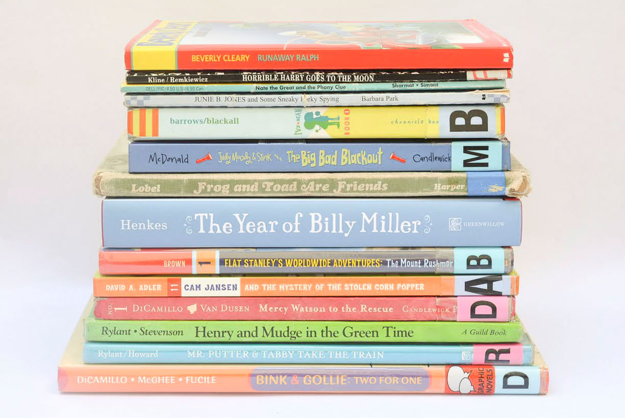 Selecting Just Right Books for Your Reader at Home