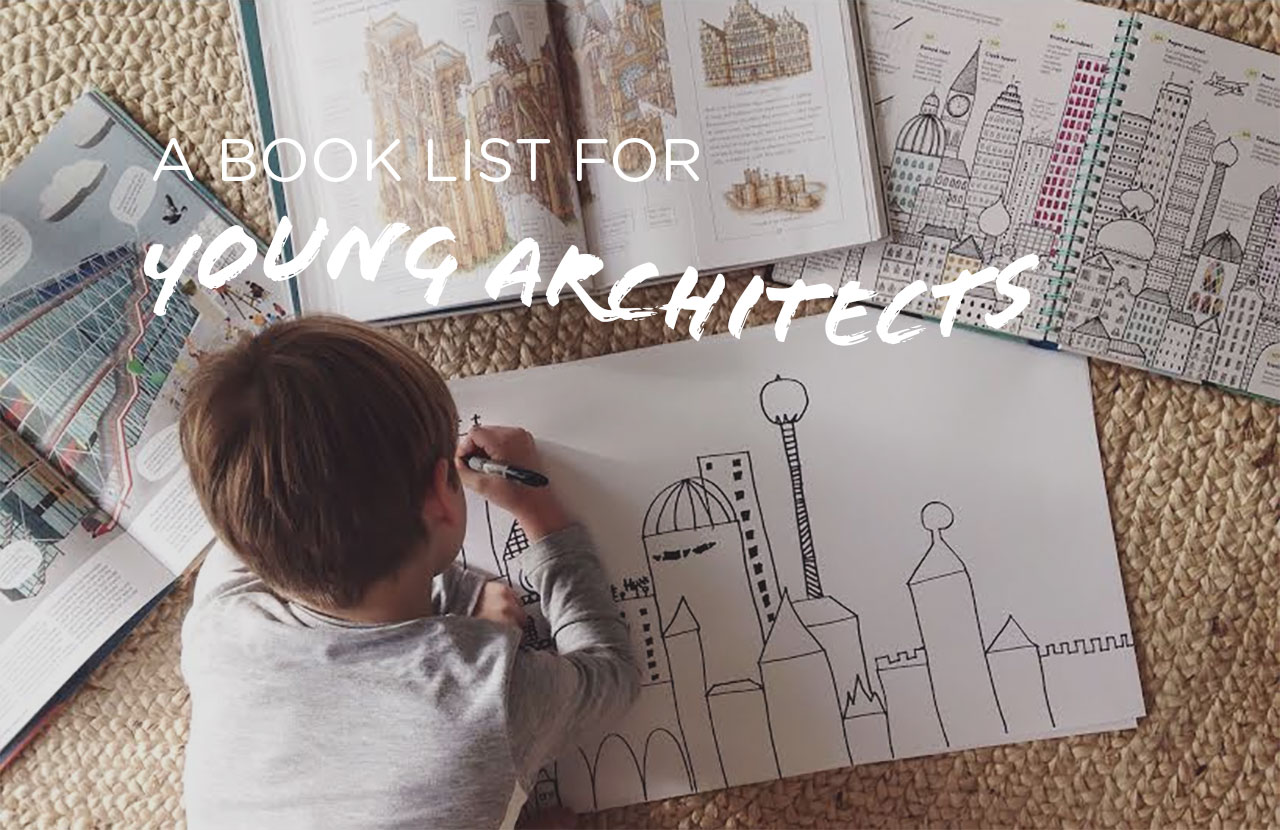 A Book List For Young Architects