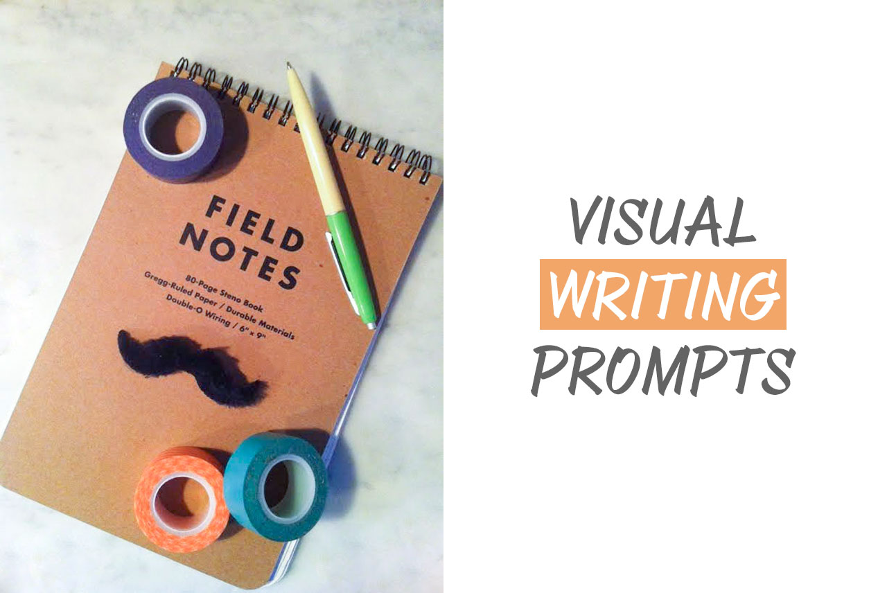 Visual Writing Prompts: Cultivating Curiosity + Creativity