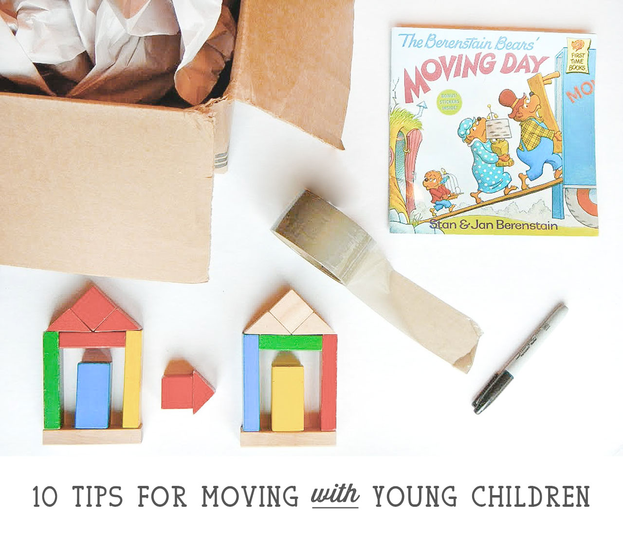 10 Tips for Moving with Young Children