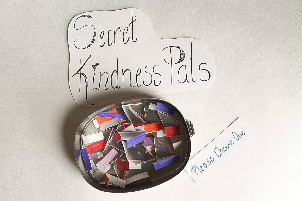 Secret Kindness Pals