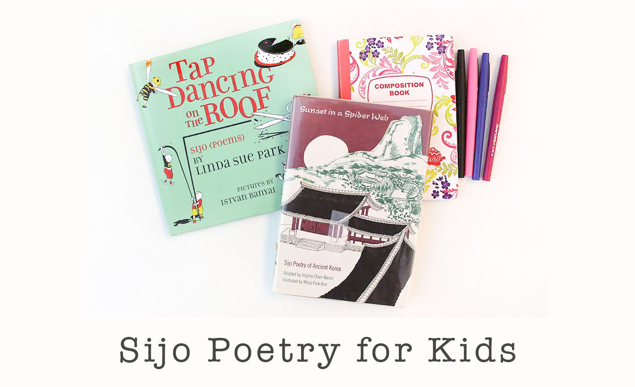 Sijo Poetry for Kids