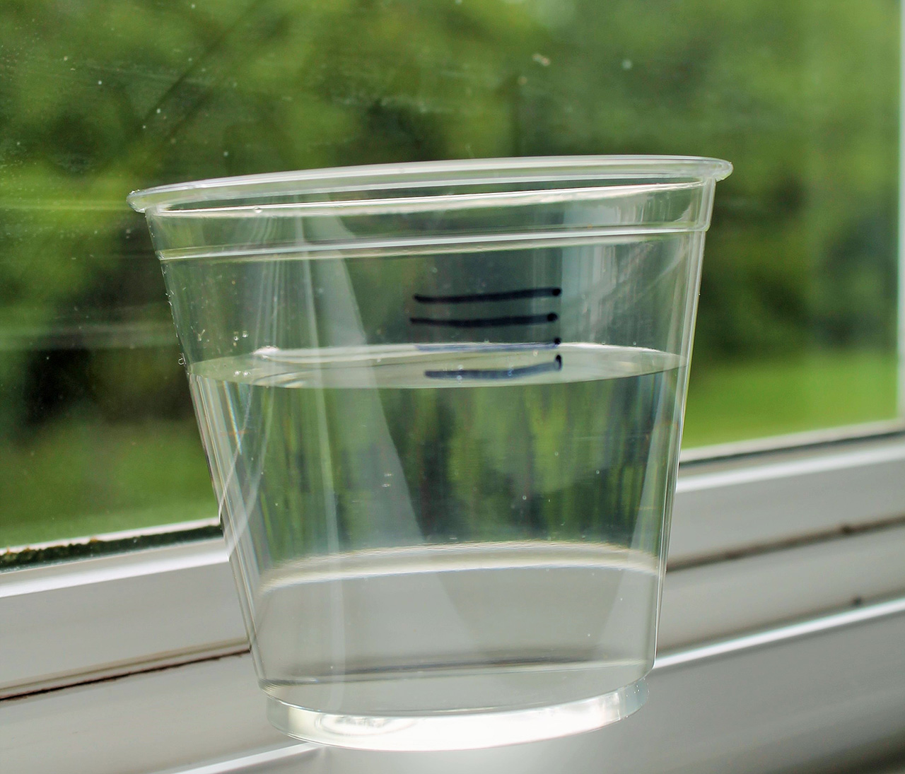Water is Water: 3 Experiments for Kids