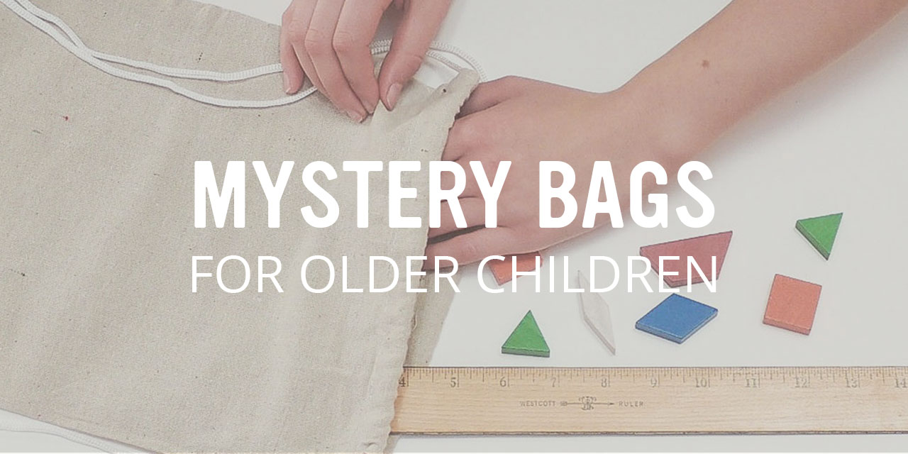 Mystery Bag Title