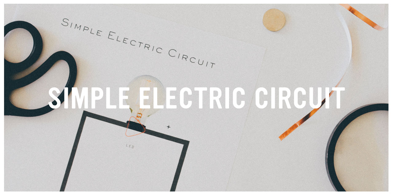 Simple Electric Circuit Playful Learning Model Circuits