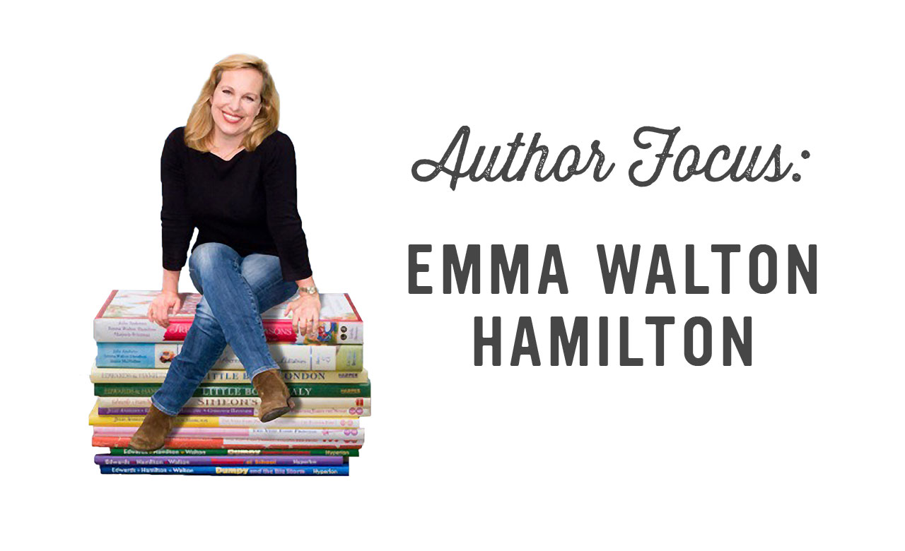 Author Focus: Emma Walton Hamilton