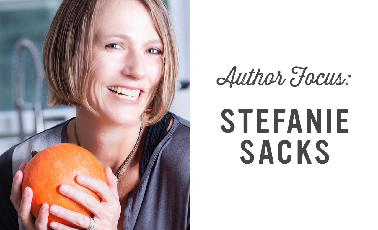 Author Focus: Stefanie Sacks