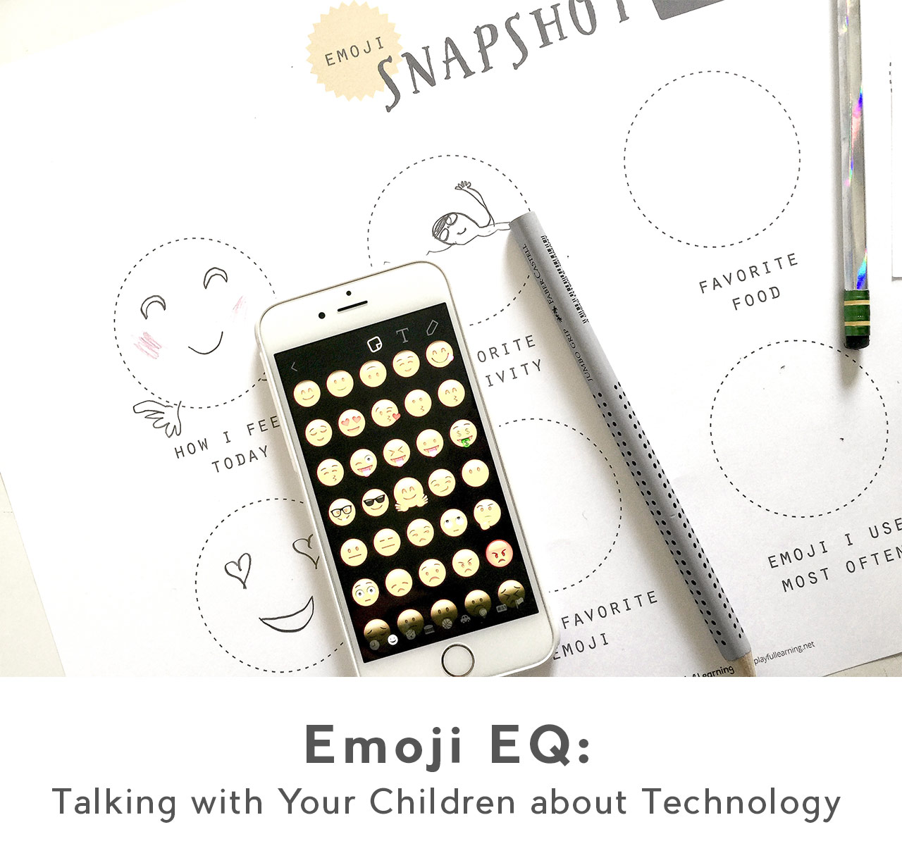 Playful Learning: Emoji EQ