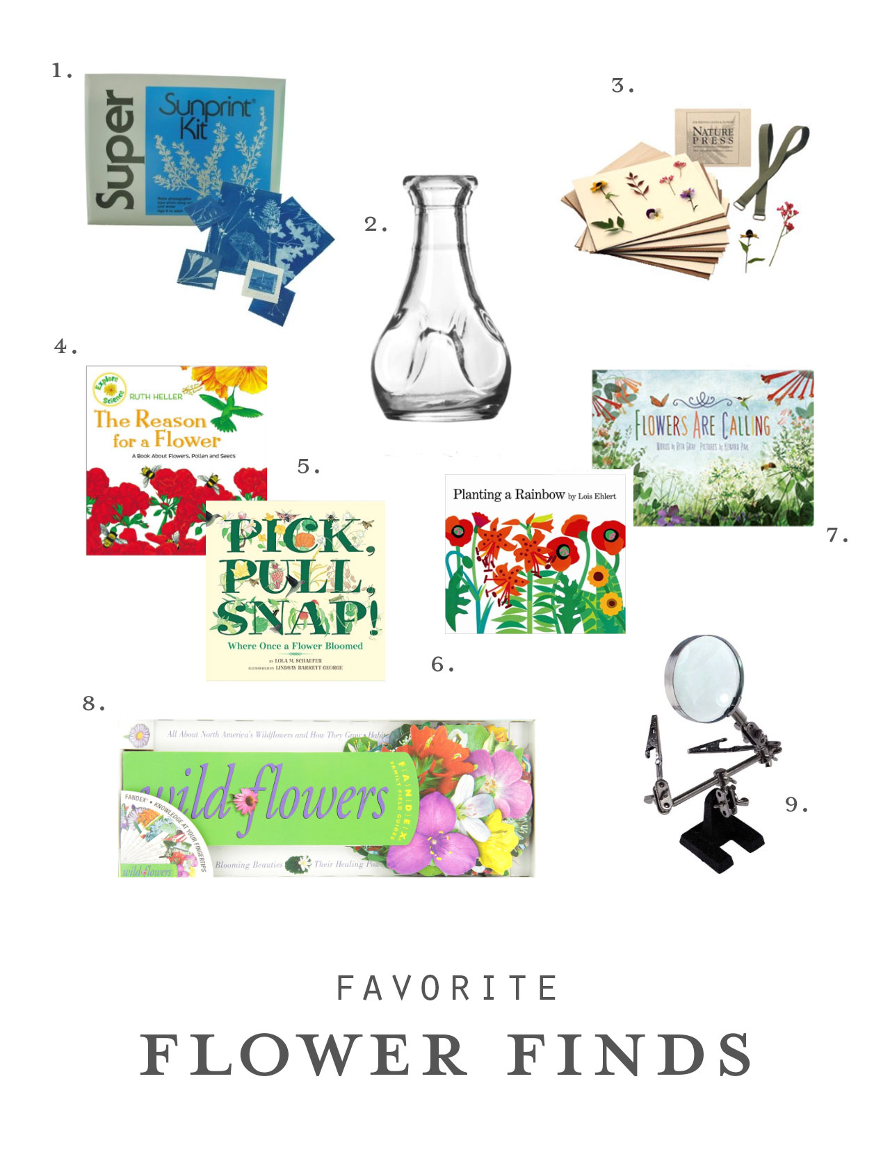 FavoriteFlowerFinds