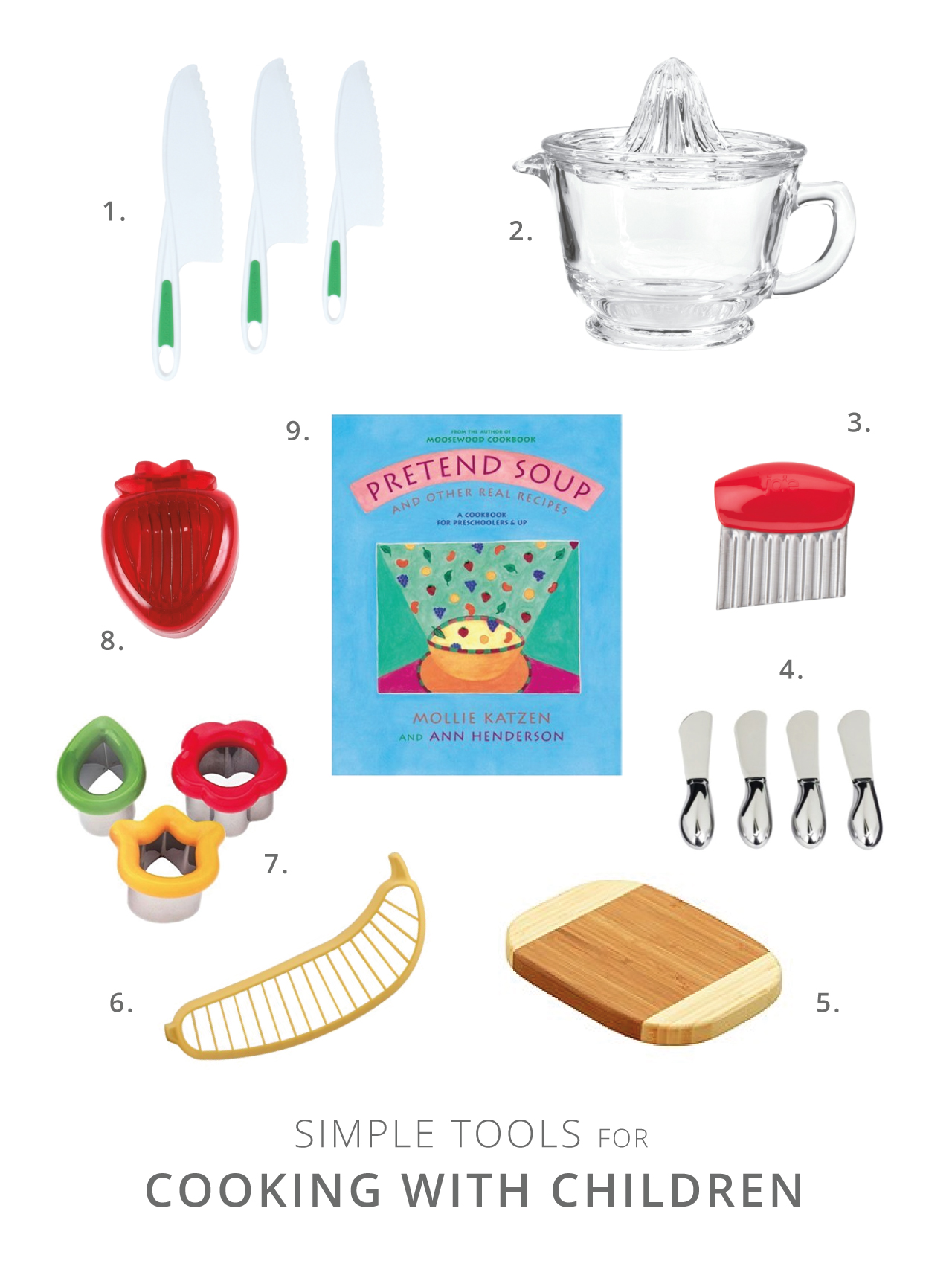 SimpleToolsforCookingwithChildren
