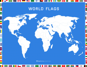 Playful Learning: Flags of the World