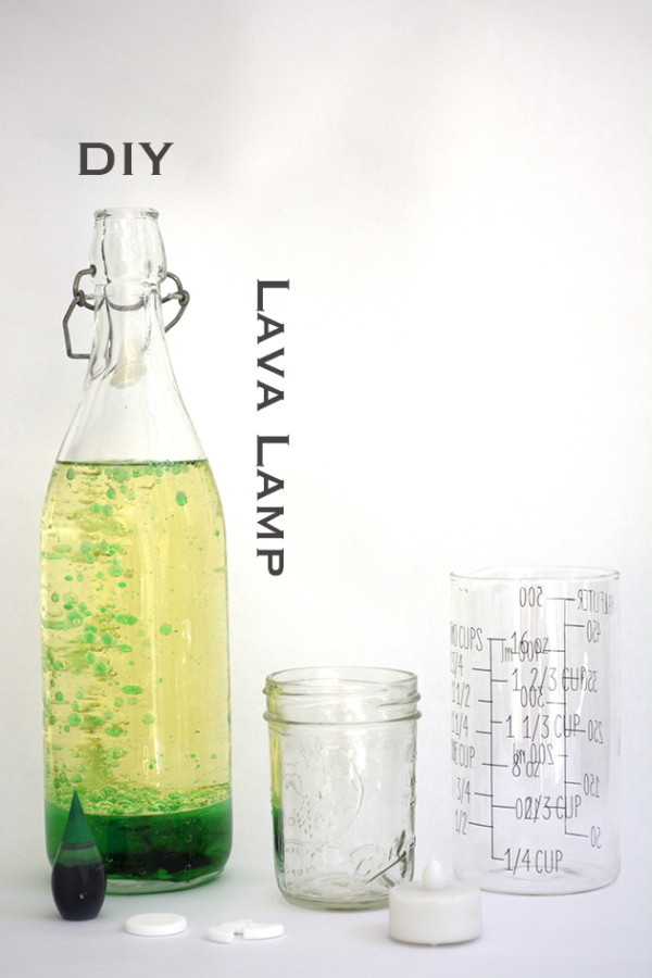 DIY Lava Lamp...