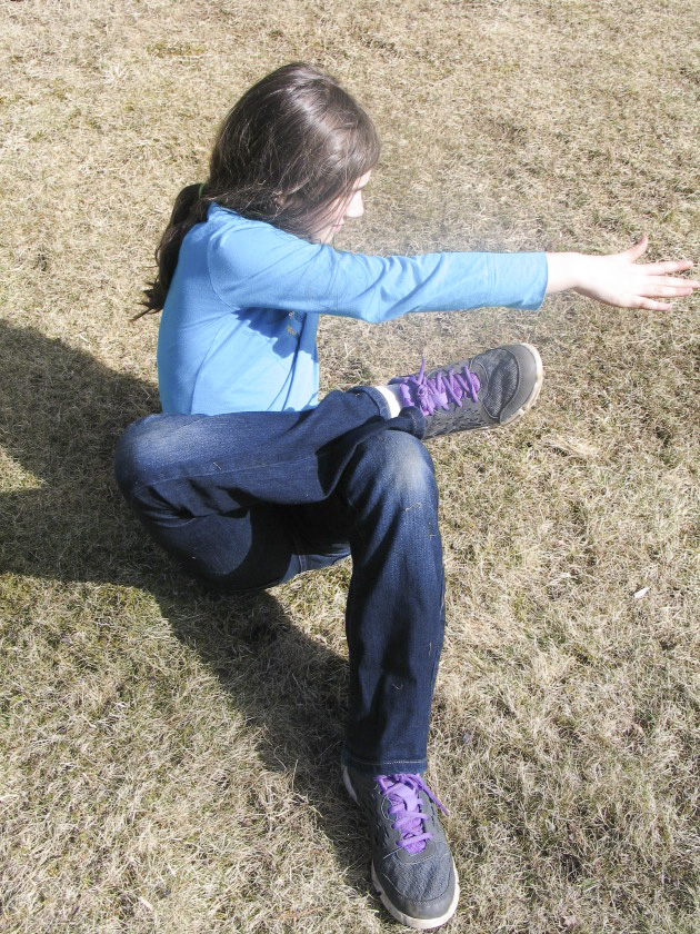 Yoga for Kids: Getting' Buggy With It