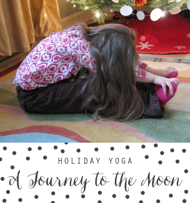 Holiday Yoga: A Journey to the Moon